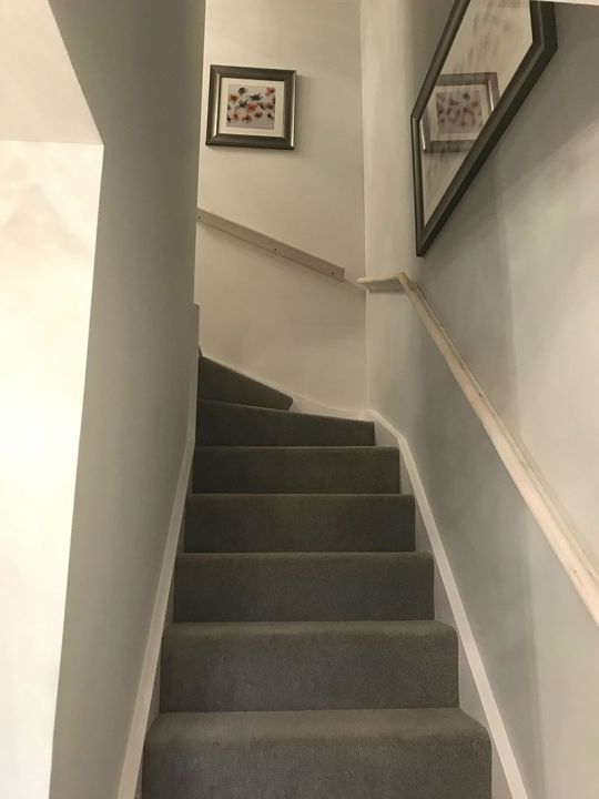 Modular show home staircase - Marlborough Park, Swindon