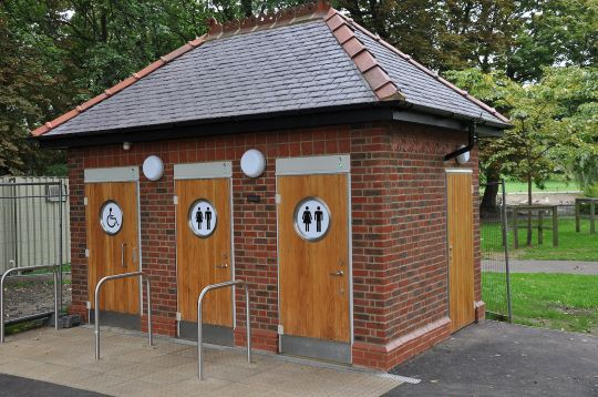 Public toilet facilities